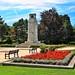 St Catharines Ontario -  Canada - Oak Hill Park - Memorial