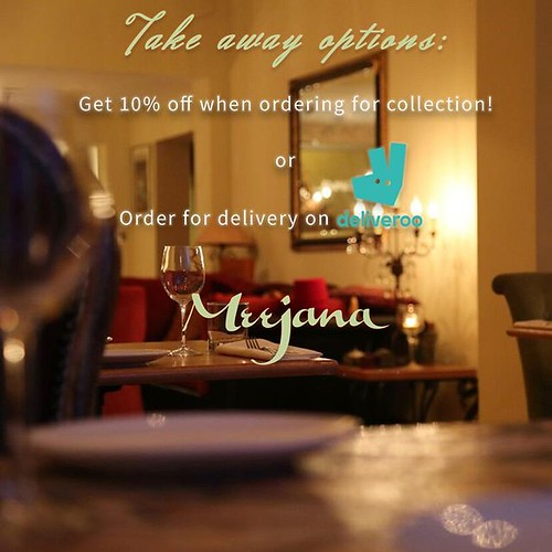 Did you know that if you order for collection from Meejana, Weybridge, that you get 10% off your total bill? You can also get our delicious Lebanese food delivered straight to your door if you order from us via Deliveroo!  Order on our website!! . . . . .