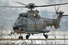 T-314, Super Puma (Jaapio) Tags: avation helicopter heli helikopter hubschrauber aircraft airforce swiss alpnach eurocopter airbus as332 puma superpuma