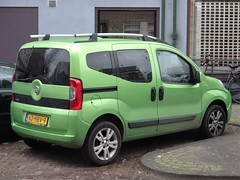 2008 Fiat Qubo (harry_nl) Tags: netherlands nederland 2018 amsterdam fiat fiorino qubo 63hbv9 sidecode7