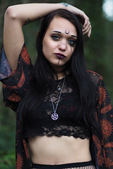 Amanda - Sun and Moon (jfinite) Tags: copyright2018byjustinbonaparteallrightsreserved gothic darkbeauty fashion environmentalportraiture wiccan witch magic supernatural