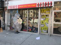 Toy Tokyo Store - Pop Vinyl Figures East Village NYC 1716 (Brechtbug) Tags: toy tokyo store 91 second avenue near 5th street nyc 2019 new york city february 02162019 lower east side 2nd ave collectable figures toys action figure japan japanese anime vinyl pop culture popular funko stuff gallery art asian asia custom kidrobot kid robot