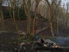 Bivvy a month: February 2019 (Sussex-MTB) Tags: westsussex bivvy bikebivvy bikepacking sussexmtb