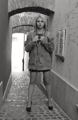 Eve ... FP7742M (attila.stefan) Tags: evelin eve stefan stefán attila aspherical autumn ősz fall 2018 pentax portrait portré girl győr gyor beauty k50