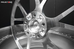 project-6gr-3-piece-forged-10-ten-09 (PROJECT6GR_WHEELS) Tags: project 6gr 10ten 10 wheels wheel rim rims 3piece full forged design raw ford mustang gt gt350 gt350r