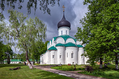 Trinity Cathedral (Alexandrov, Russia) (KonstEv) Tags: church cathedral alexandrov russia orthodox monastery assumption architecture temple