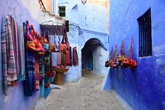 Chefchaouen, Morocco, January 2019 D810 661 (tango-) Tags: chefchaouen bluecity villaggioblu bluevillage morocco maroc 摩洛哥 marruecos марокко المغرب