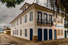 House of Paraty (elcio.reis) Tags: riodejaneiro nikon historic casas house brazil history facade brail fachada paraty histórico casario brasil br