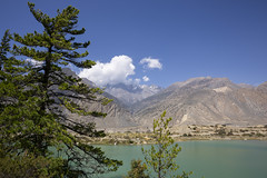 Dhumba Lake - Jomsom Area (Jono Dashper Wildlife) Tags: dhumba lake jomsom area annapurna conservation lower mustang nepal mountains landscape wild nature jonodashper jonathondashper canon 5d 2018 trekking