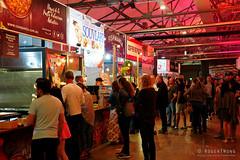20181229-20-Taste of Tasmania evening (Roger T Wong) Tags: 2018 australia hobart rogertwong sel24105g sony24105 sonya7iii sonyalpha7iii sonyfe24105mmf4goss sonyilce7m3 tasmania tasteoftasmania crowds evening food lights night people stalls summer