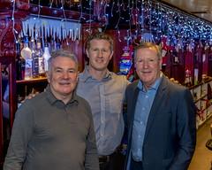 8x10 (Niall Collins Photography) Tags: ronnie whelan ray houghton jobstown house tallaght dublin ireland pub 2018 john kilbride