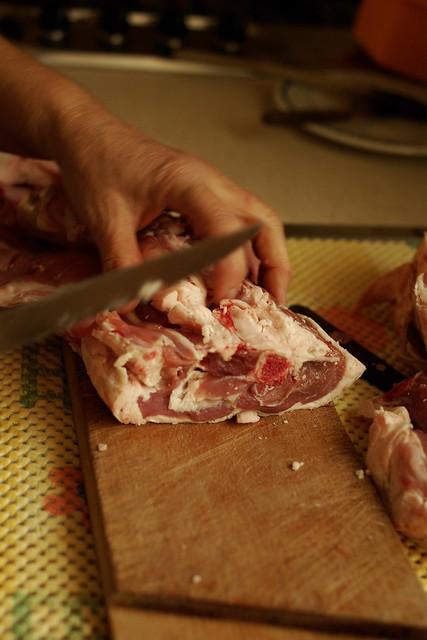 agnello in padella (3)