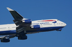 G-CIVA Heathrow 23-02-19 (IanL2) Tags: britishairways boeing 747 gciva jumbo airliners aircraft london heathrow airport