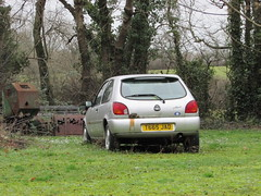 Photo of Abandoned Cars.