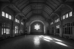 Beelitz XIV (DARK-style) Tags: ramstylepictures ramstyle darkstylereloded darkstyle rotten old exploration exploring lost urbex forgotten decay abandoned beelitz monochrom bw blackwhite lostplaces absoluteblackandwhite