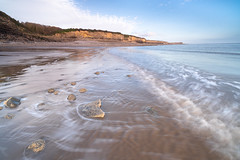 Fontygary Beach (Welsh Photographer) Tags: fontygary beach vale glamorgan wales uk british coast coastal sea seascape landscape ocean pentax k1
