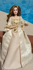 Pirates of the Caribbean Elizabeth Swann OOAK Barbie Doll (everenthia) Tags: disney pirates caribbean elizabeth swann keira knightley barbie doll ooak repaint curse black pearl gold coin piratesofthecaribbean curseoftheblackpearl elizabethswann keiraknightley