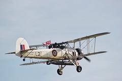 Historic Flight Royal Navy Fairey Swordfish mkii LS326 (alex kerr photography) Tags: faireyswordfishmk2 swordfish fairey duxford airshow stringbag biplane torpedobomber ww2 fleetairarm