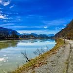 River Inn between Kiefersfelden und Kufstein thumbnail