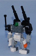 Invictus Recon by Fire (Mantis.King) Tags: lego legogaming legomecha legowargaming moc mechaton microscale mobileframezero mf0 mfz mecha mech scifi futuristic wargames invictus