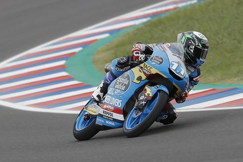 Sergio García Dols. GP Argentina 2019