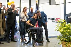 Aldo Palmetto Nissan-5 (fiu) Tags: miami fiu mbr aldo nissan van wheelchair quadriplegic engineering collegeofengineering vincerives