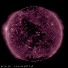 2019-01-20_18.00.15.UTC.jpg (Sun's Picture Of The Day) Tags: sun latest20480211 2019 january 20day sunday 18hour pm 20190120180015utc