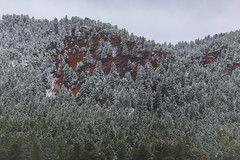 Red Foothills -Colorado (BeerAndLoathing) Tags: 2018 spring snow winter ice 77d cold mountains clouds fog canon colorado usa april