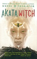 Akata Witch (Vernon Barford School Library) Tags: nnediokorafor nnedi okorafor supernatural occult paranormal fantasy fantasyfiction supernaturalfiction occultfiction paranormalfiction albinism albino albinos africa nigeria africanamericans african american americans crime blacks magic magical serialkillers serialmurderers serialhomicide murder murderers killer killers homicide youngadult youngadultfiction ya vernon barford library libraries new recent book books read reading reads junior high middle vernonbarford fiction fictional novel novels paperback paperbacks softcover softcovers covers cover bookcover bookcovers 978014242091