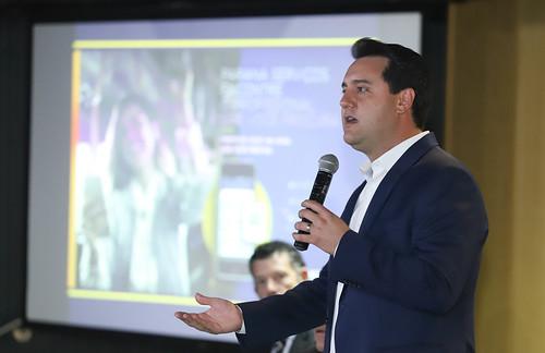 Lançamento do Programa Paraná Serviço