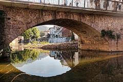 Muniartea zubia    IMG_0466_Hir-1 (jakes irigoien) Tags: euskalherria nafarroa elizondo muniarteazubia bridge presatxokoto puenteantxitonea reflexion reflection flickr