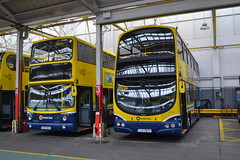 Dublin Bus AX530 06-D-30530 & GT73 12-D-39875 (Will Swain) Tags: dublin ringsend depot 16th june 2018 bus buses transport travel uk britain vehicle vehicles county country ireland irish city centre south southern capital ax530 06d30530 gt73 12d39875 gt 73 ax 530