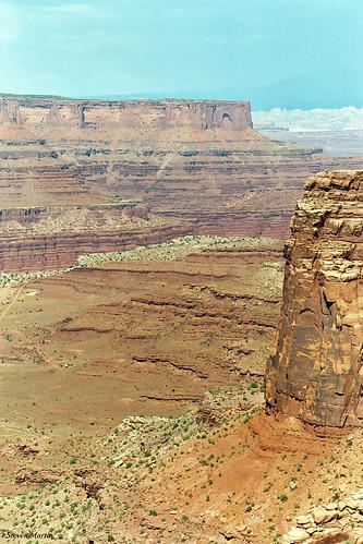 Shafer Canyon, Canyonlands National Park