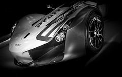 MONO (Dave GRR) Tags: bac mono toronto auto show 2018 photography automotive sportscar supercar racing motorsport monochrome black white olympus