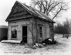 Small Abandoned house (Kool Cats Photography over 11 Million Views) Tags: house architecture abandoned blackandwhite bw oklahoma highcontrast photography