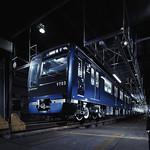 鉄道車両のリニューアルの写真