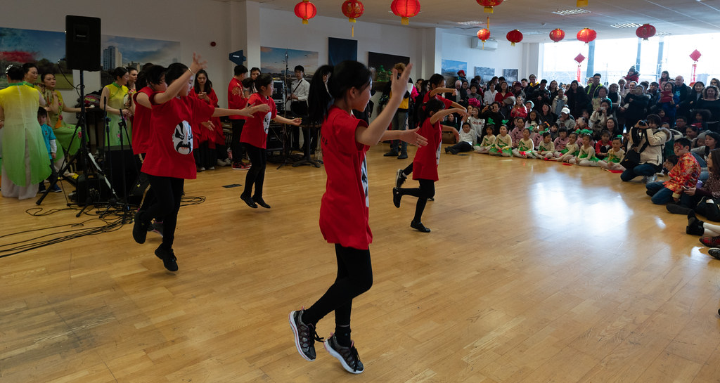 YEAR OF THE PIG - LUNAR NEW YEAR CELEBRATION AT THE CHQ IN DUBLIN [OFTEN REFERRED TO AS CHINESE NEW YEAR]-148940