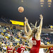 JD Scott Photography-mgoblog-IG-Michigan Women's Basketball-University of Indiana-Crisler Center-Ann Arbor-2019-20