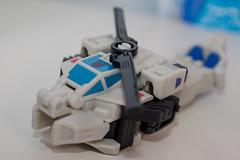 DSC_9362 (Quantum Stalker) Tags: hasbro takara power primes battleslash roadtrap battletrap duocon helicopter truck combiner decepticons legends small decent articulation robot disguise g1 homage