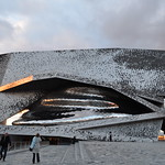 Philharmonie de Paris (2009-2015), quartier de Pont de Flandres, XIXe, Paris, France. thumbnail
