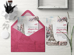 Invitation card (shajeeb1952) Tags: greetingcard greeting card post holiday poster posters birthday wedding invitations illustration businesscard
