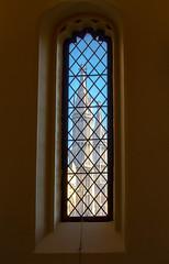 Slit window (alasdair massie) Tags: cambridge grade1 university corpuschristi listed peterbrettassociates architecture college pba historic building structuralengineering refurbishment