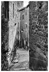 Vers demain (litang13) Tags: pèlerinage pèlerin camino chemin spirituel saint jacques stjacques compostelle pilgrim randonnée hiking noir black blanc white nb blackandwhite blackdiamond