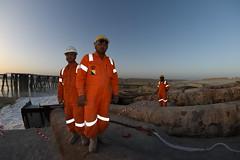 Duqm (Oman) - Preparing for the night shift (2019)