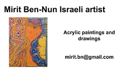 Mirit Ben-Nun investing in fine art israel painting and drawing her sel modelling art arts (female art work) Tags: material no borders rules by artist strong from language influence center art participates exhibition leading powerful model diferent special new world talented virtual gallery muse country outside solo group leader subject vision image drawing museum painting paintings drawings colors sale woman women female feminine draw paint creative decorative figurative studio facebook pinterest flicker galleries power body couple exhibit classic original famous style israel israeli mirit ben nun