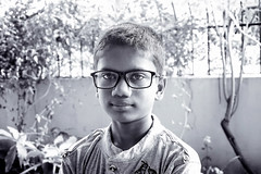 Smiley portrait of Indian little boy (Nithi clicks) Tags: teen boy cool smile