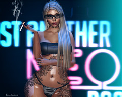 Smoking hot (Dani Oderson) Tags: secondlife slblogger blog blogging blogger virtual mesh bento catwa danioderson slfashion slevents fashion fashionblog blogspot secondlifeblogger world virtualworld virtuallife maitreya meshhair danisswagg ebento