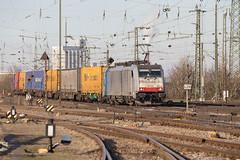 Railpool 186 449 Basel Bad (daveymills37886) Tags: railpool 186 449 basel bad baureihe cargo traxx ms2e