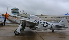 North American P 51D-30-NA Mustang n° 122-40967 / 44-74427  ~ F-AZSB / G-C4 / 411622 'Nooky Booky IV' (Aero.passion DBC-1) Tags: 2014 carrefour de lair le bourget lbg north american p51 mustang 4474427 ~ fazsb gc4 411622 nooky booky iv dbc1 david biscove aeropassion avion aircraft aviation plane
