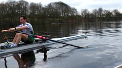 Newcastle University Rowing (fergusmainland) Tags: rowing rudern remo river british britain aviron star newcastle nubc university canottaggio tyne cannon powershot